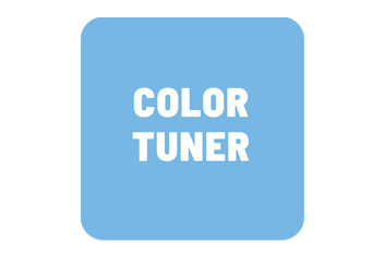 <strong>COLOR TUNER</strong>