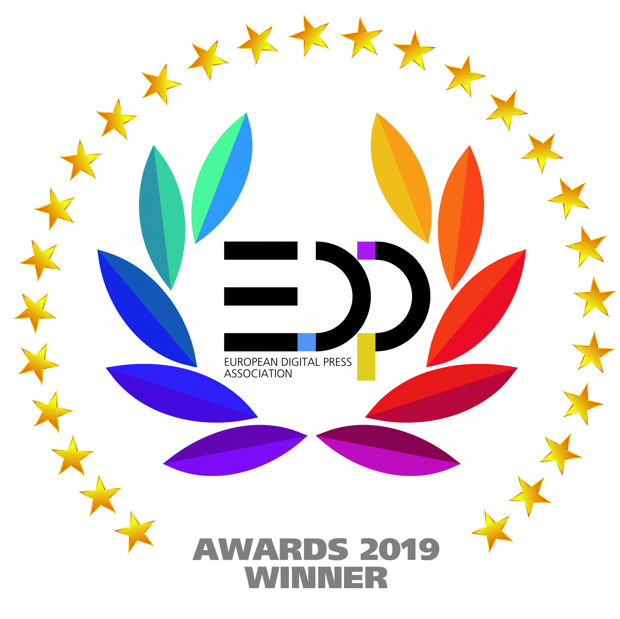 EDP Award WinnerLogo